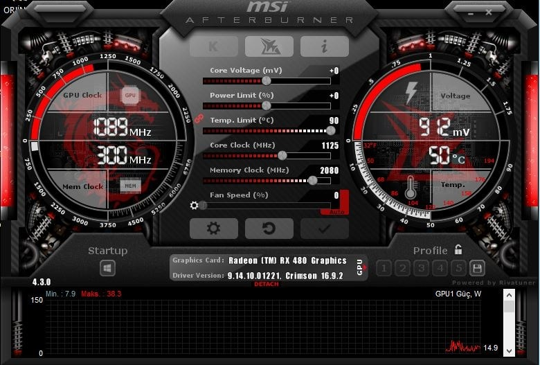 MSI-Afterburner