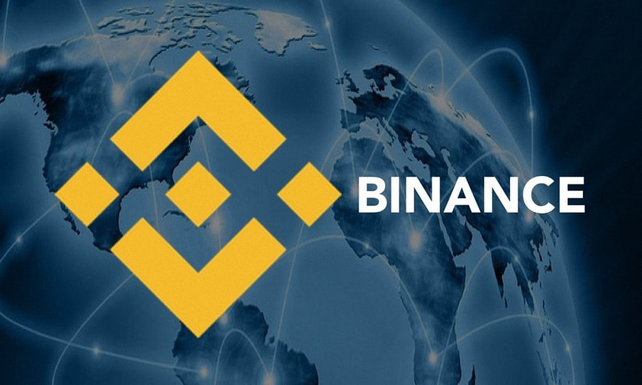 binance-on-world