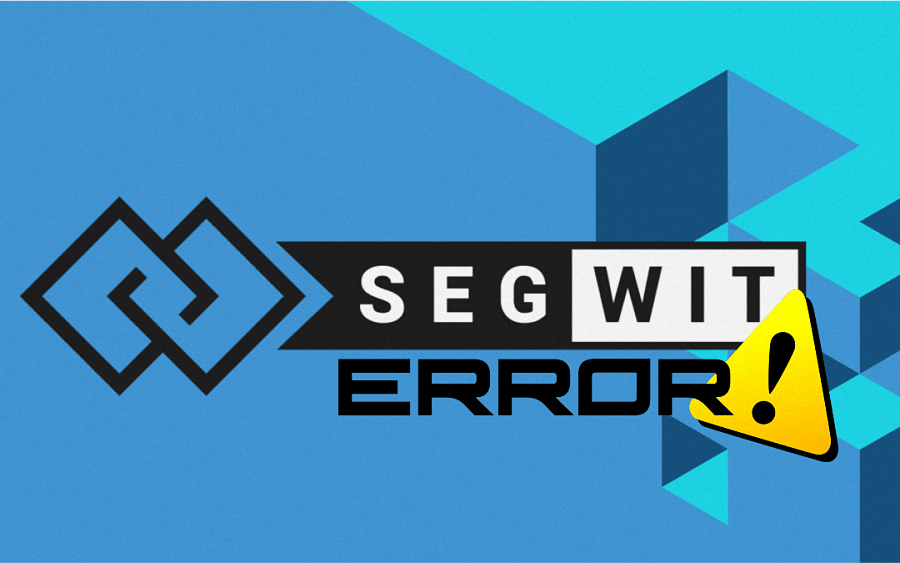 SegWit-error-in-coinbase