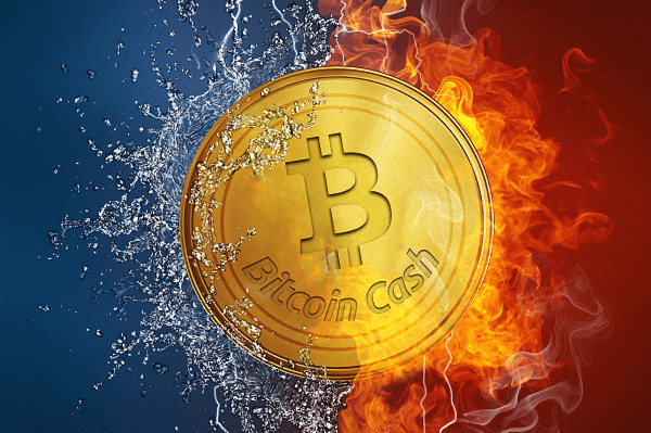 Bitcoin-Cash-woter-fire