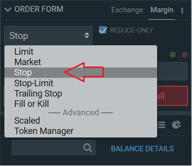 stop-order
