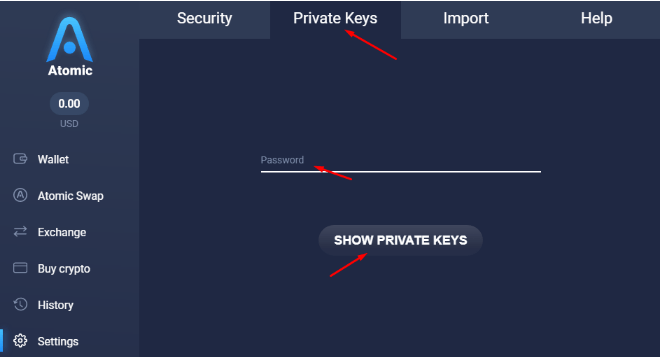 Show_Private_Keys
